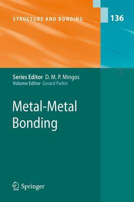 Metal-Metal Bonding image