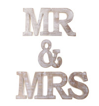 Mr & Mrs Wooden Words