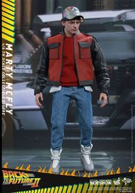 "Back To The Future - Marty Mcfly - 12"" Collectible Figure"