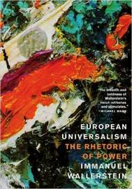 European Universalism by Immanuel Wallerstein