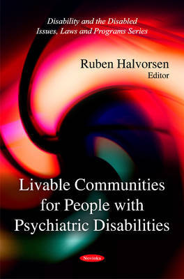 Livable Communities for People with Psychiatric Disabilities image