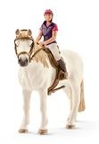 Schleich: Recreational Rider with Horse