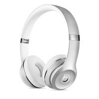 Beats by Dre Solo3 Wireless On-Ear Headphones (Silver)