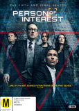 Person of Interest - The Fifth and Final Season DVD