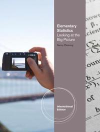 Elementary Statistics by Nancy Pfenning image