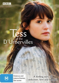 Tess of the D'Urbervilles (2 Disc Set) on DVD image