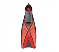 Mirage: F019 Enduro - Dive Fins - Small (Red)