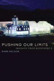 Pushing Our Limits by Mark Nelson