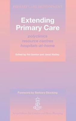 Extending Primary Care by Pat Gordon image