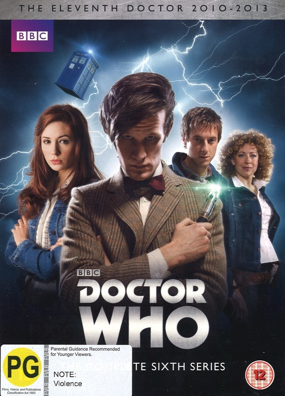 Doctor Who: The Complete Sixth Series on DVD