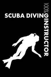 Scuba Diving Instructor Notebook by Elegant Notebooks