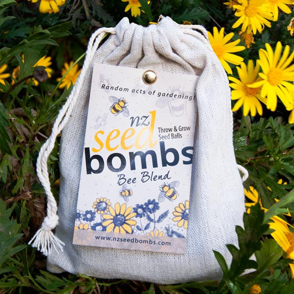 NZ Seed Bombs - Bees