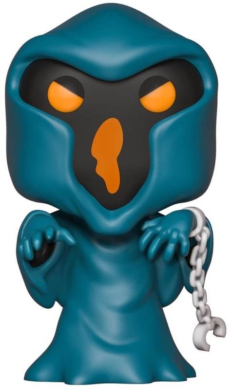 Scooby Doo - Phantom Shadow Pop! Vinyl Figure