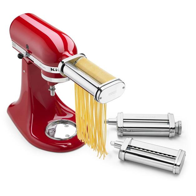 KitchenAid: Pasta Roller Attachments (3pc)