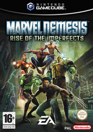 Marvel Nemesis: Rise of the Imperfects for GameCube