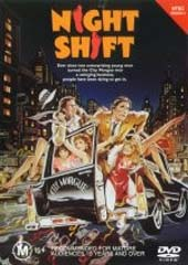 Nightshift on DVD