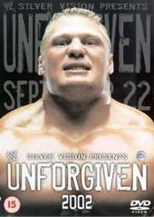 WWE - Unforgiven 2002 on DVD