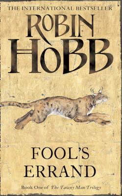 Fool's Errand (Tawny Man #1) by Robin Hobb image