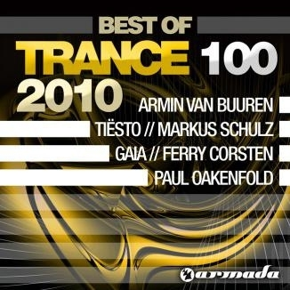 Trance 100 - Best of 2010 by Various