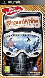 Shaun White Snowboarding (Essentials) for PSP image