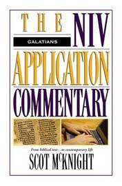 Galatians by Scot McKnight image