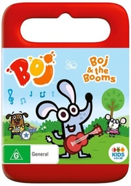 Boj: Boj & the Booms on DVD
