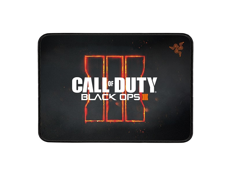 Razer Call of Duty: Black Ops III Goliathus Speed Edition Gaming Mouse Mat (Medium) for PC image