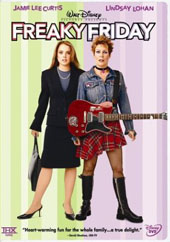 Freaky Friday (2003) on DVD