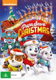 Pup Patrol - Pups Save Christmas on DVD