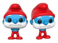 Smurfs - Papa Smurf Pop! Vinyl Figure