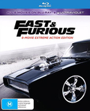 Fast & Furious 8-Movie Collection on Blu-ray