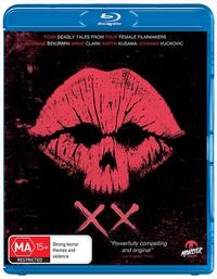 XX on Blu-ray