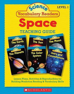 Science Vocabulary Readers: Space by Liza Charlesworth image