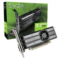 EVGA GeForce GT1030 2GB GDDR5 PCI-E 3.0 Video card , DVI+HDMI , Low Profile Support with Bracket