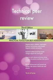 Technical Peer Review Third Edition by Gerardus Blokdyk image