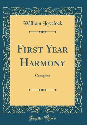 First Year Harmony by William Lovelock