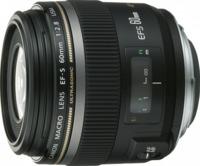 Canon EF-S 60mm F/2.8 Macro USM EF Mount Lens