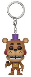 Five Nights at Freddy's: Pizza Simulator - Rockstar Freddy Pocket Pop! Keychain