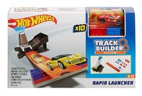 Hot Wheels: Track Builder Playset - Rapid Launcher