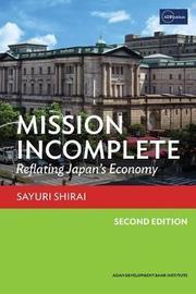 Mission Incomplete by Sayuri Shirai image