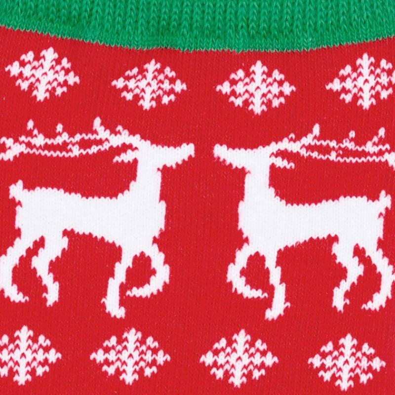 Sock It to Me: Junior Knee - Tacky Holiday Sweater (Age 7-10) image