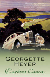 Envious Casca by Georgette Heyer image