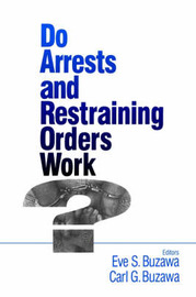 Do Arrests and Restraining Orders Work? image