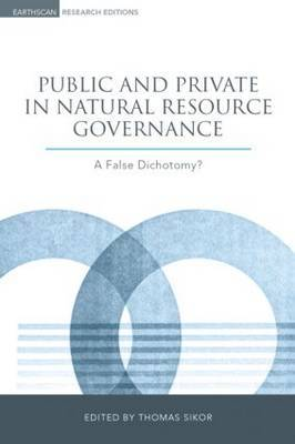 Public and Private in Natural Resource Governance image