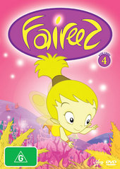 Faireez: Vol 4 on DVD