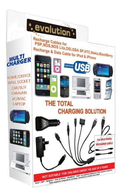 Evolution Multi Charger