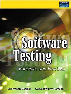 Software Testing by Srinivasan Desikan