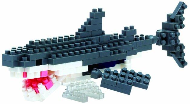 nanoblock: Great White Shark