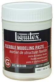 Liquitex: Flexible Modeling Paste - Gel Medium (237ml)
