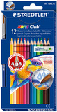 Staedtler Aquarell Watercolour Pencils Pkt12